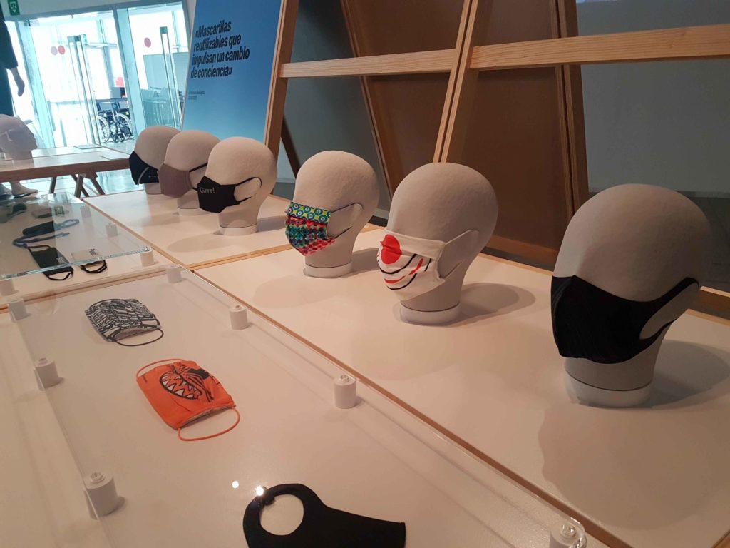head mannequin valira museum design